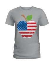 National Teacher Day Ladies T-Shirt thumbnail