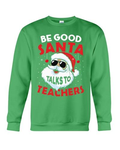 Teacher - Santa Talks to Teacher