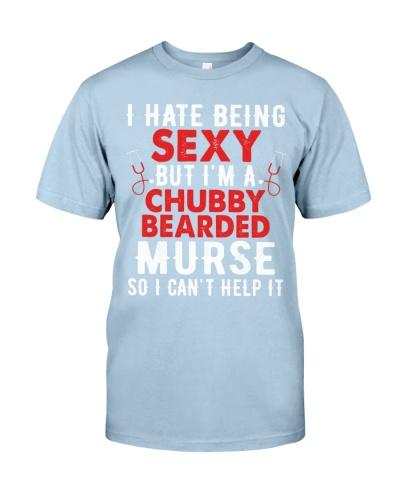 Male Nurse Chubby Bearded
