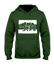 Mama Bear in Colorado - Mother's Day Hooded Sweatshirt thumbnail