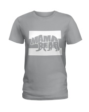 Mama Bear in Colorado - Mother's Day Ladies T-Shirt thumbnail