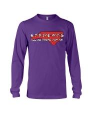 Students Be There - North Carolina Long Sleeve Tee thumbnail