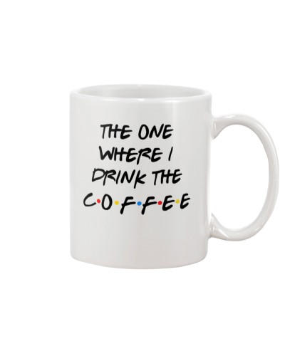 I Drink the Coffee