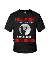 Nurse - Full Moon Youth T-Shirt thumbnail