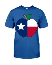 Texas - National Teacher Day Classic T-Shirt front