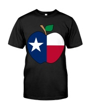 Texas - National Teacher Day Premium Fit Mens Tee thumbnail
