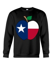 Texas - National Teacher Day Crewneck Sweatshirt thumbnail