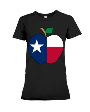Texas - National Teacher Day Premium Fit Ladies Tee thumbnail