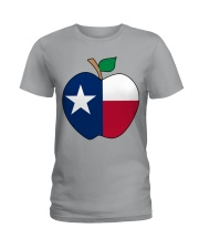 Texas - National Teacher Day Ladies T-Shirt thumbnail