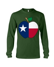 Texas - National Teacher Day Long Sleeve Tee thumbnail