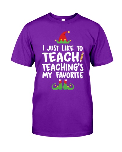 Teacher - Just Like Teach