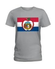 For Teacher in Missouri  Ladies T-Shirt thumbnail