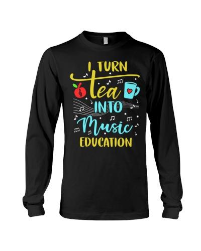 Music Teacher - I Turn Tea