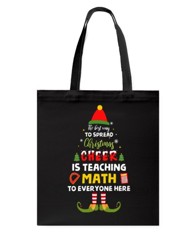 Math Teacher - Christmas Cheer