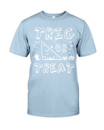 Teacher - Trig or Treat