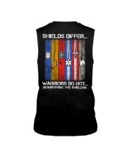 Shields Differ - Warriors Sleeveless Tee thumbnail
