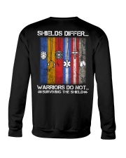 Shields Differ - Warriors Crewneck Sweatshirt thumbnail