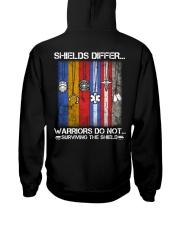 Shields Differ - Warriors Hooded Sweatshirt thumbnail