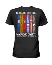 Shields Differ - Warriors Ladies T-Shirt thumbnail