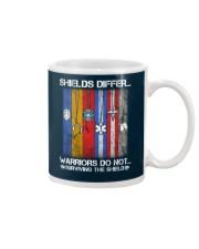 Shields Differ - Warriors Mug thumbnail