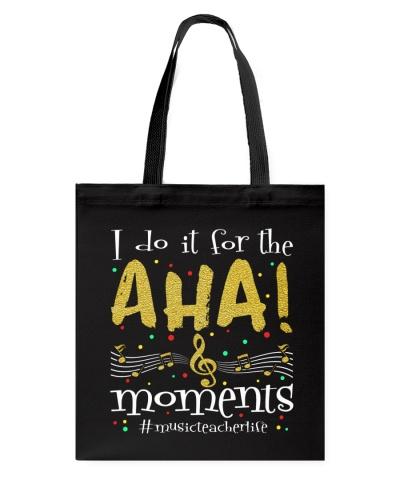 Music Teacher - Aha Moments