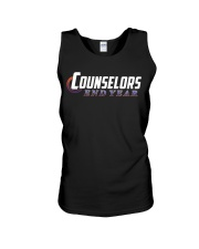 Counselors End Year Unisex Tank thumbnail