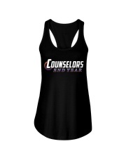 Counselors End Year Ladies Flowy Tank thumbnail