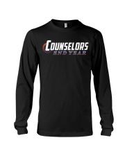 Counselors End Year Long Sleeve Tee thumbnail