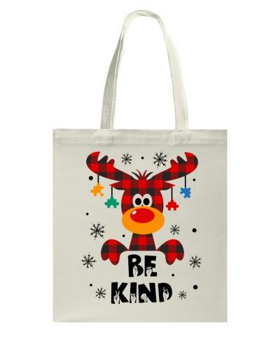 Sped Teacher - Be kind Handsign - Christmas shirt