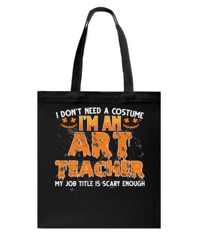 Art Teacher - Halloween Costume