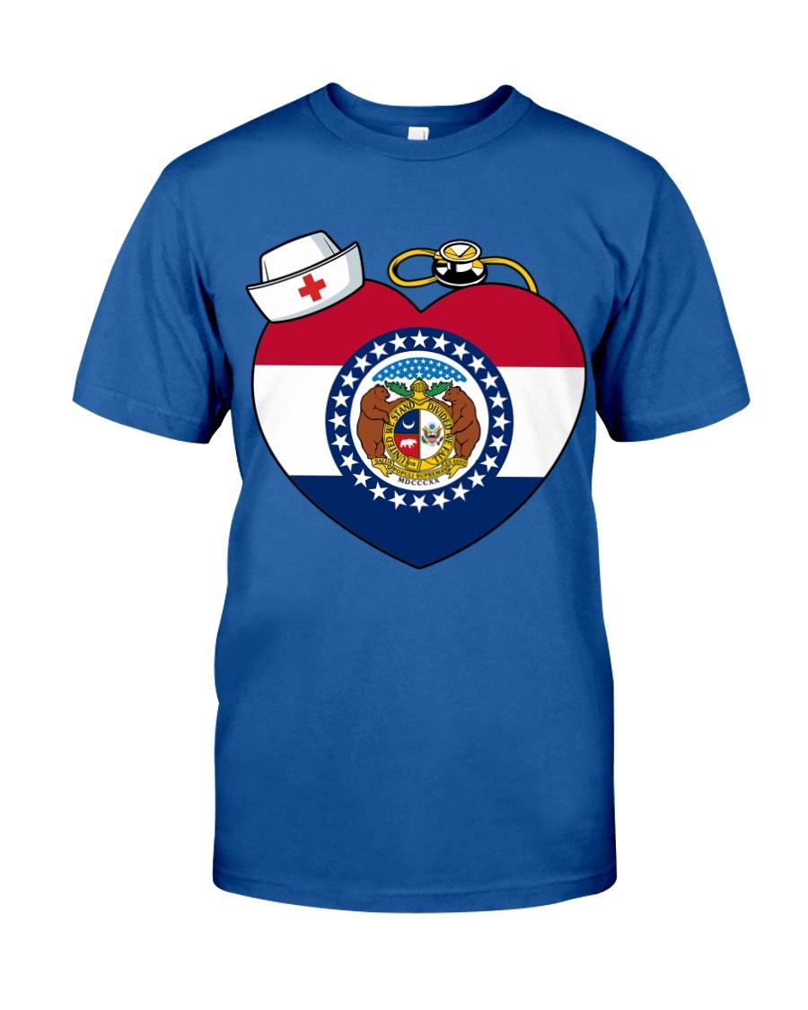 Nurse - National Nurse Week for Missouri Classic T-Shirt