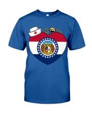 Nurse - National Nurse Week for Missouri Classic T-Shirt front
