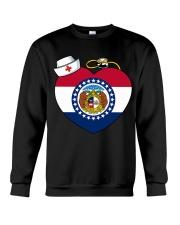 Nurse - National Nurse Week for Missouri Crewneck Sweatshirt thumbnail