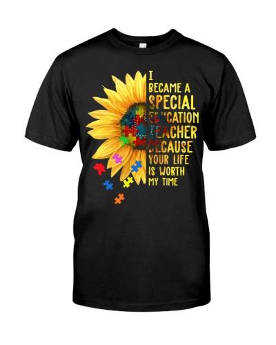 Special Education Teacher - Sunflower
