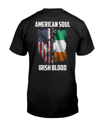 Veteran - American Soul Irish blood