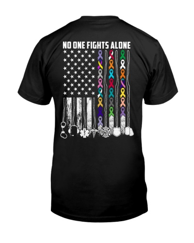 Firefighter - No one Fights alone