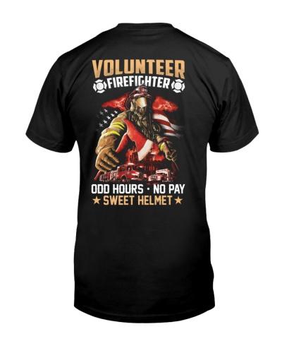 Volunteer Firefighter - Sweet Helmet