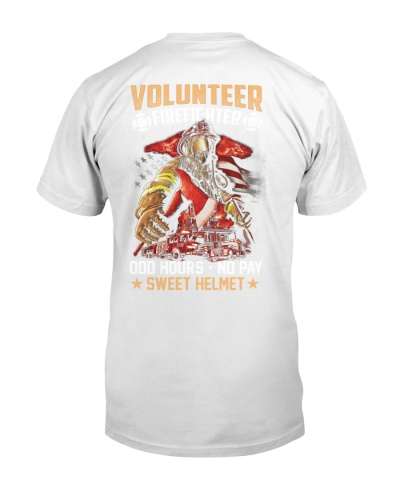 Volunteer Firefighter - Sweet Helmet
