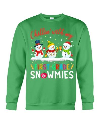 First Grade Teacher - Snowmies