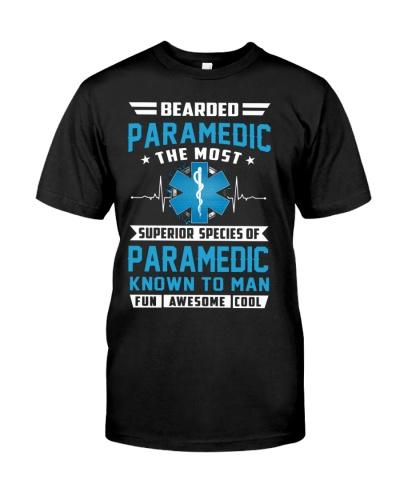Paramedic - Bearded