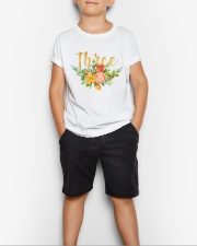 Kid - Three Youth T-Shirt lifestyle-youth-tshirt-front-1