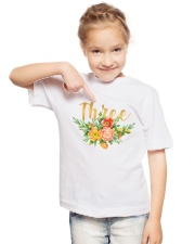 Kid - Three Youth T-Shirt lifestyle-youth-tshirt-front-2