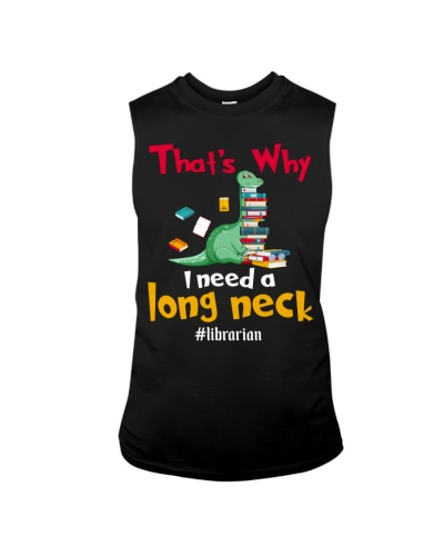 Librarian - That's why I Need A Long Neck