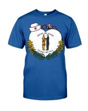 Kentucky - National Nurse Day Classic T-Shirt front