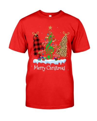 Music Teacher - Merry Christmas - Christmas Trees
