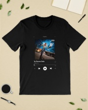 Bad Bunny - Yo Perreo Sola - La Muerte Bella Premium Fit Mens Tee lifestyle-mens-crewneck-front-19