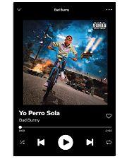 Bad Bunny - Yo Perreo Sola - La Muerte Bella 11x17 Poster thumbnail