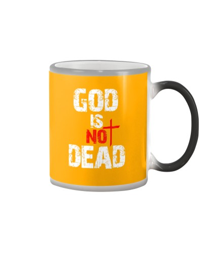 Christian God Is Not Dead
