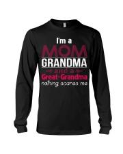 I'm Mom Grandma And Great Grandma Shirt Long Sleeve Tee thumbnail