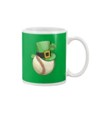 Baseball Leprechaun Irish Shamrock St Patrick's  Mug tile